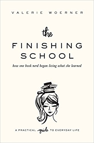 currently reading: Finishing School