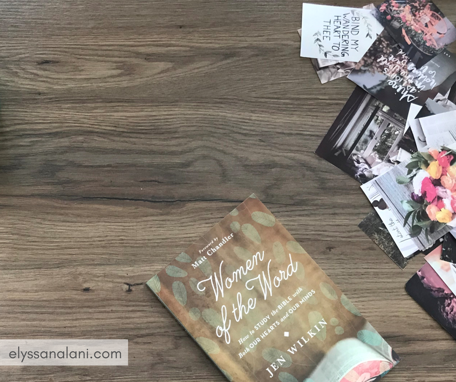 Simple Bible Study in a Bullet Journal + The Book to Get You