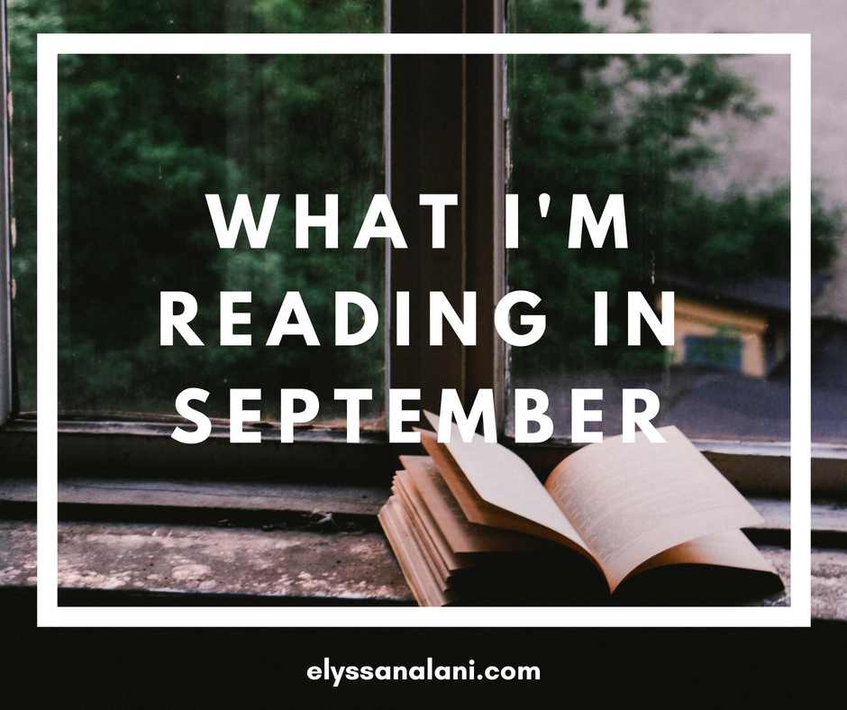 What I'm Reading in September