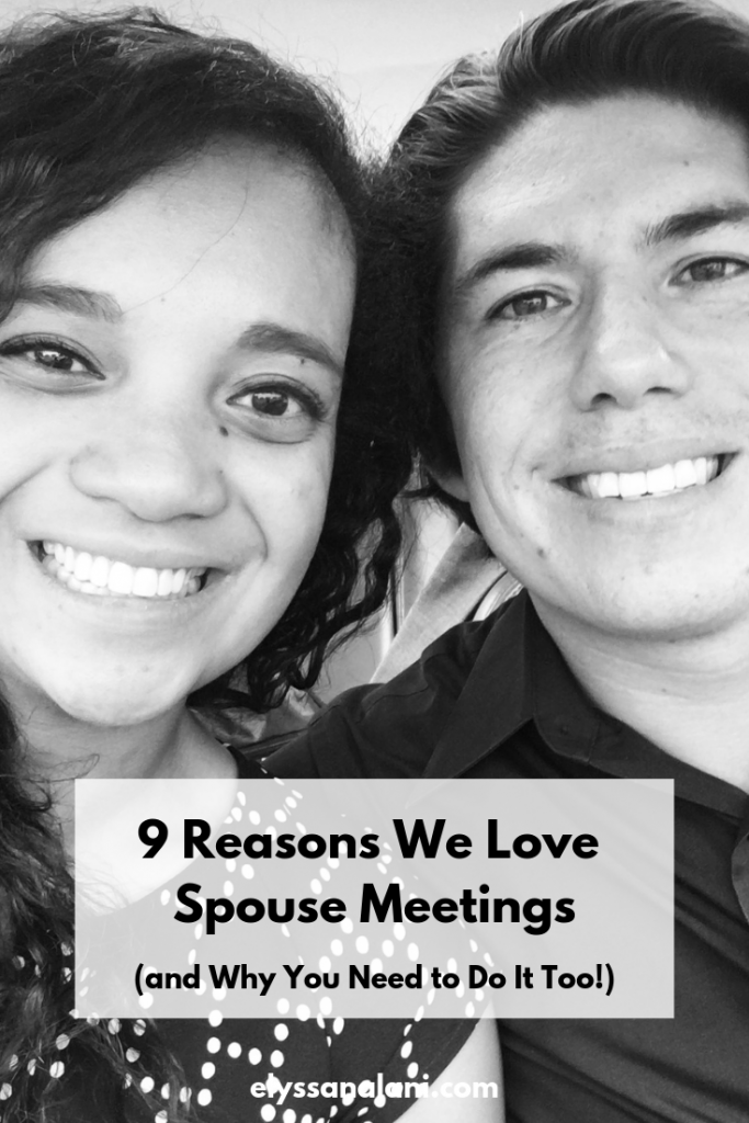 spouse meetings