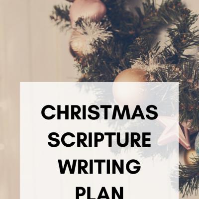 CLUB 119 Season 3 Introduction | Christmas Scripture Writing Plan