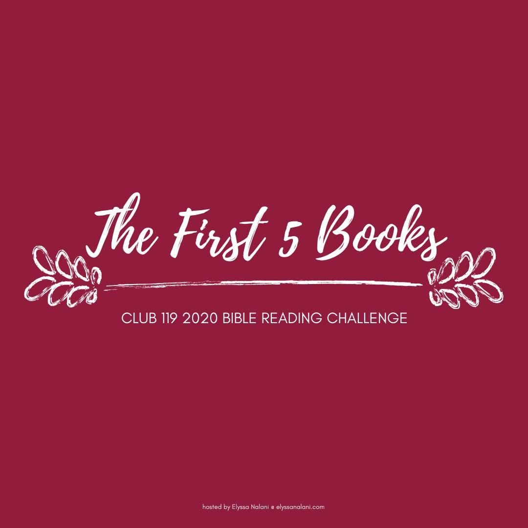 CLUB 119 Season 4 | 2020 Bible Reading Plan