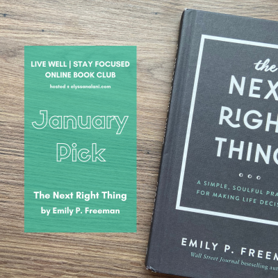 January Book Club Pick! | LWSF ONLINE BOOK CLUB