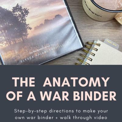 The Anatomy of a War Binder
